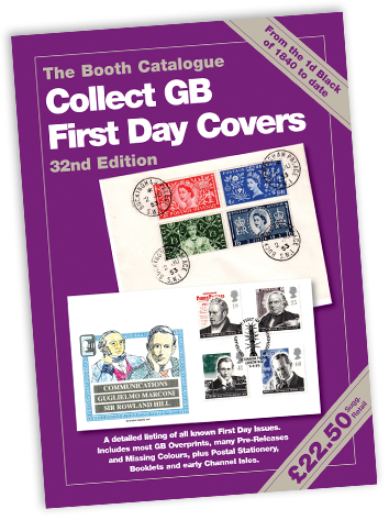 Collect GB First Day Covers - 32nd Edition